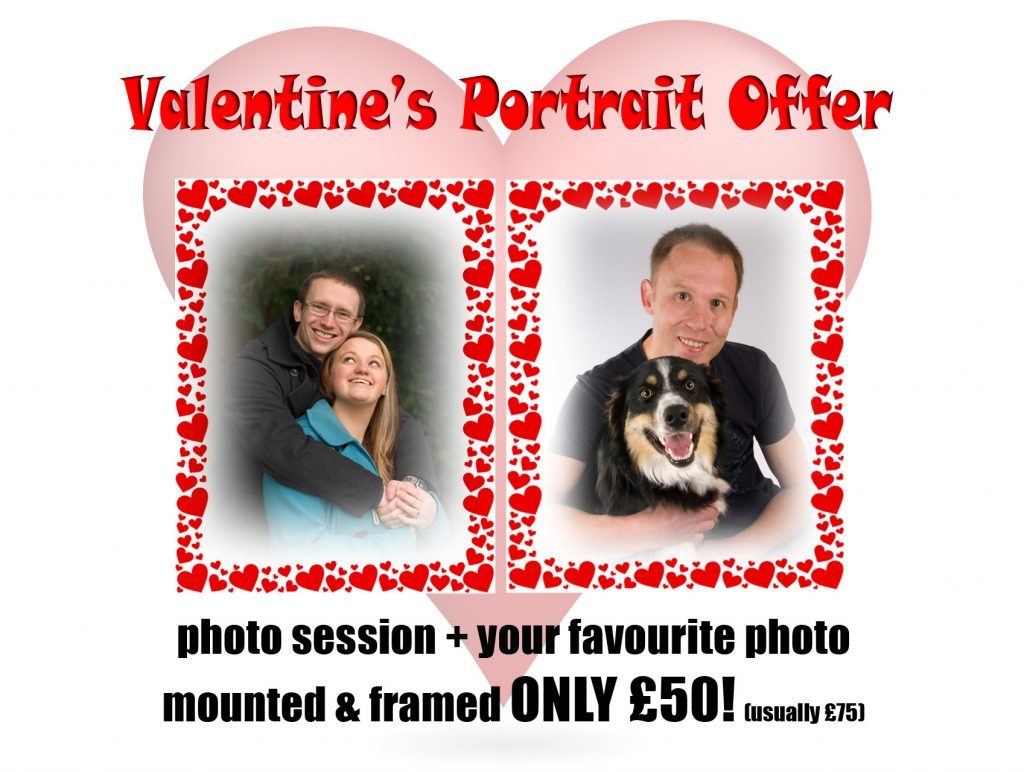 portrait offer