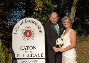 Lune valley wedding