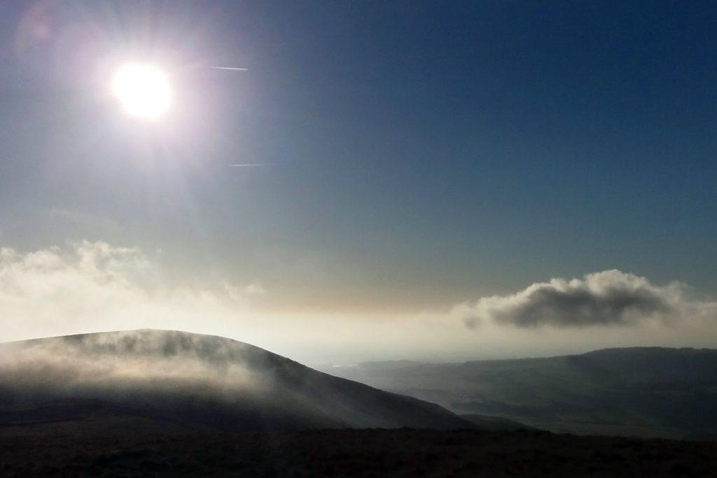 Lancashire hills landscape photography