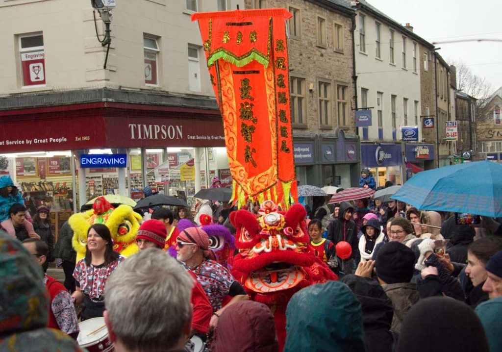 Chinese New Year, Lancaster