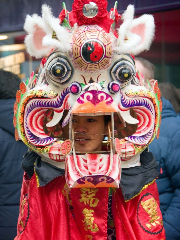 Chinese, Lancaster University