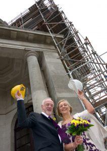 wedding photographer, Ashton Memorial