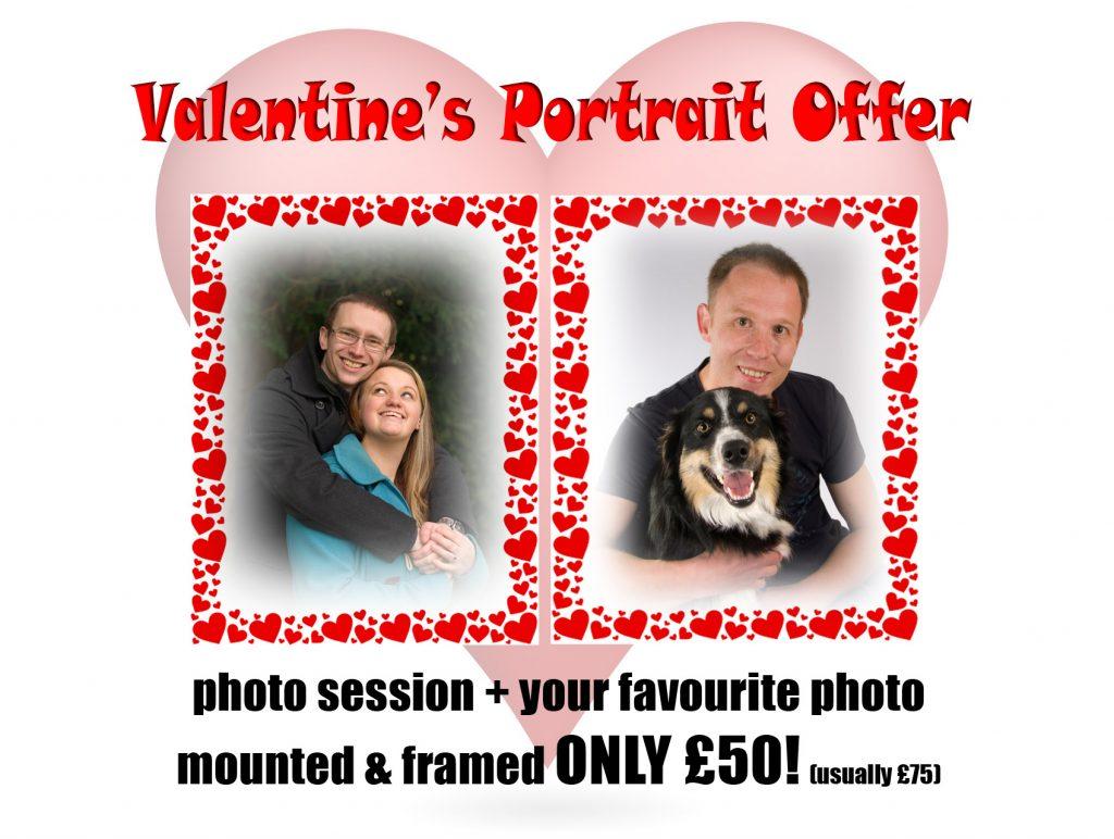 portrait offer