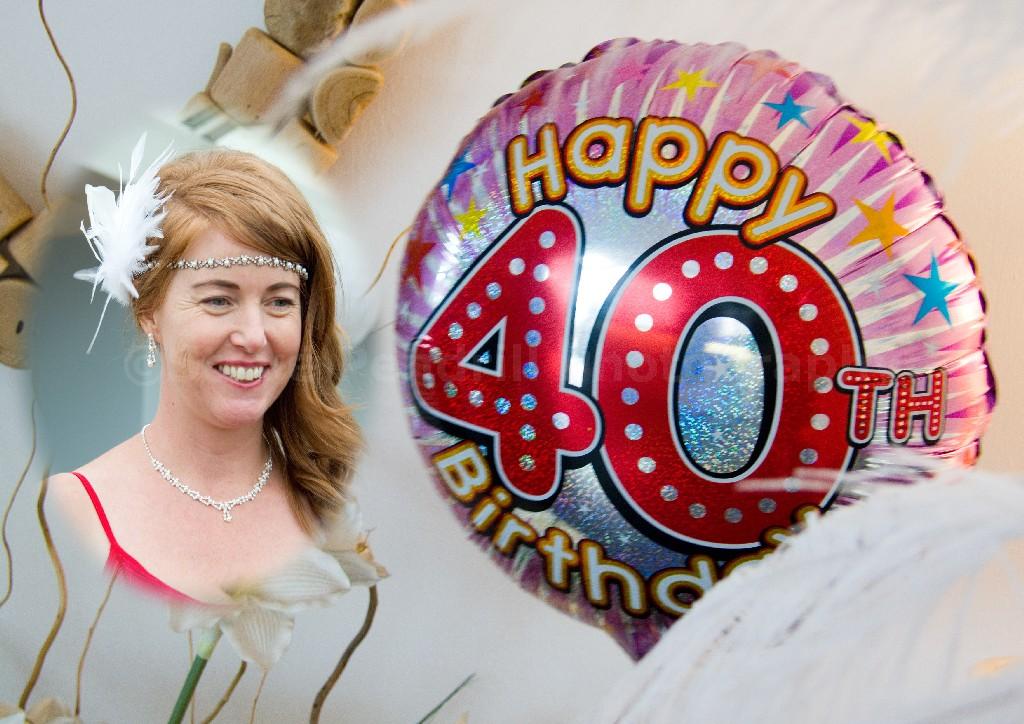 Jo's 40th