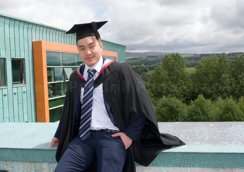 Dave Chin Graduation