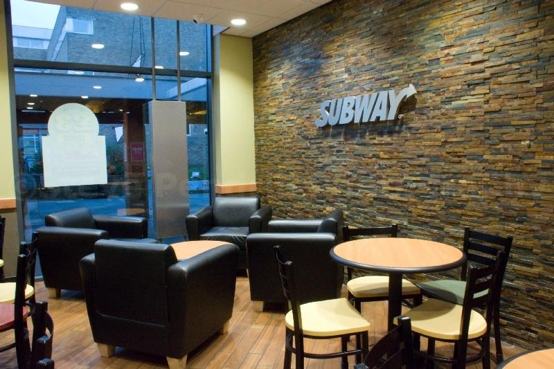 Subway, Lancaster Uni