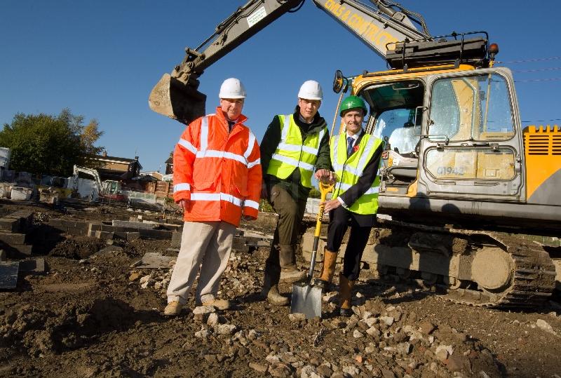 McCarthy & Stone Construction