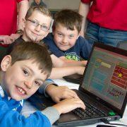 school IT workshop
