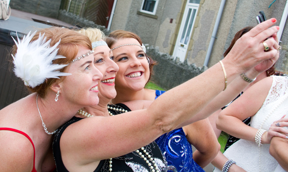 party photography, Morecambe