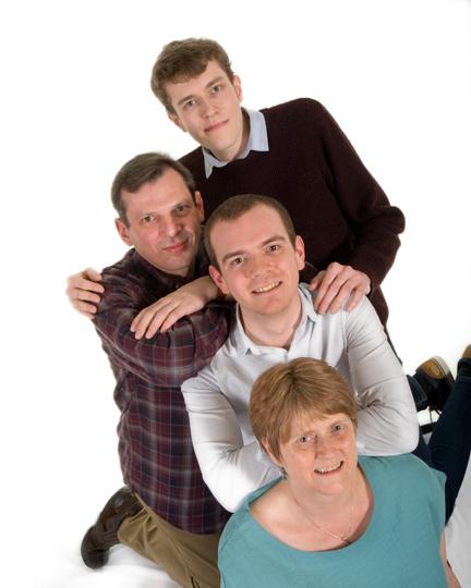 Hale Family Portraits
