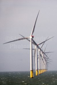 wind turbines, Barrow