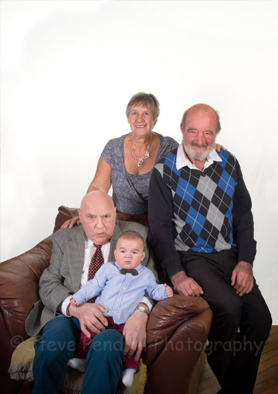Richardson Family Portraits
