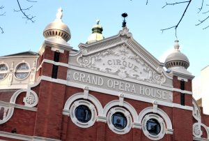 Belfast's Grand Opera House.