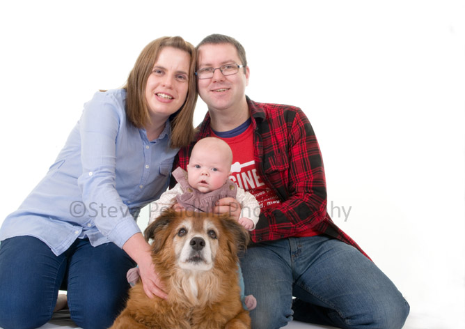 Diggles Family Portraits