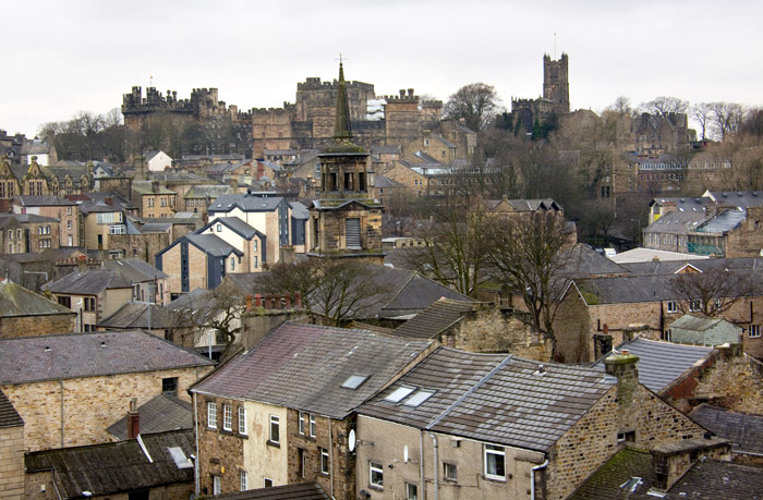 Lancaster rooftops