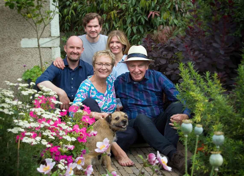 O'Neill Family Portraits
