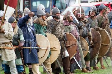 Heysham viking festival