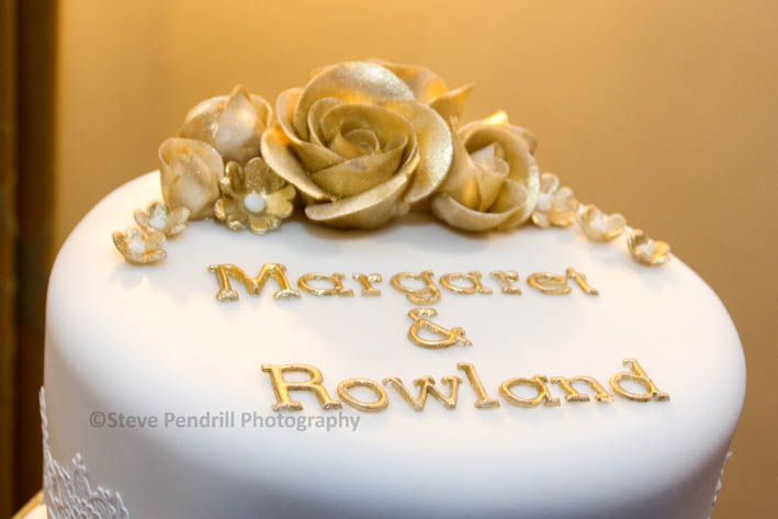 Margaret & Rowland's Golden Wedding Anniversary